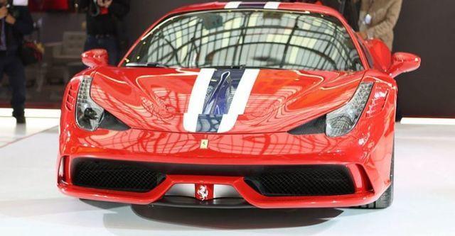 2014 Ferrari 458 Speciale  第3張相片