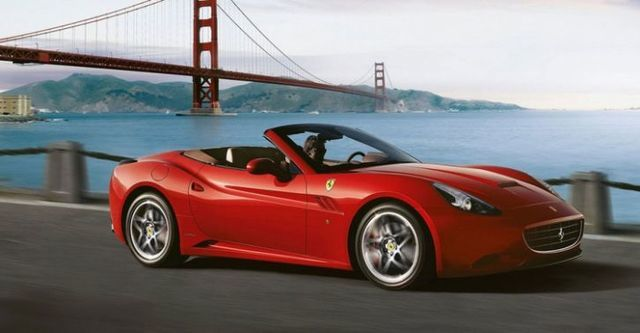 2014 Ferrari California 30 4.3 V8  第1張相片