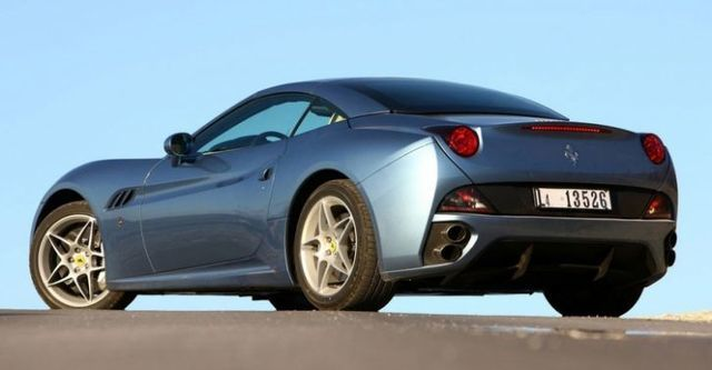 2014 Ferrari California 30 4.3 V8  第2張相片