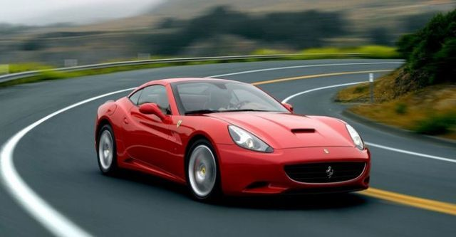 2014 Ferrari California 30 4.3 V8  第3張相片