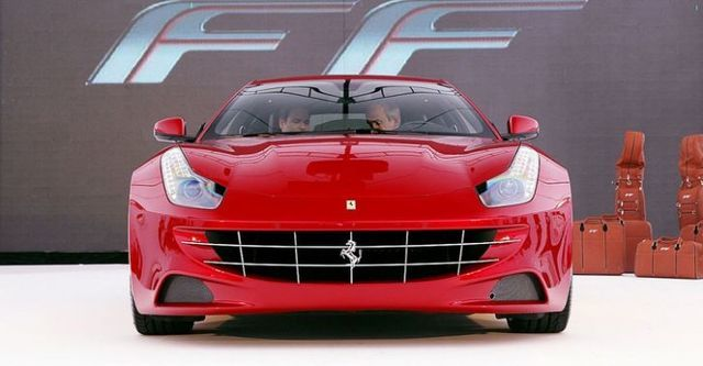 2014 Ferrari FF V12  第1張相片