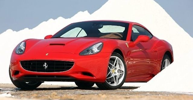 2013 Ferrari California 30 4.3 V8  第1張相片