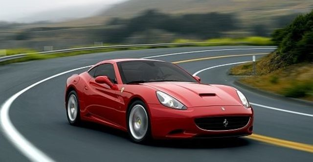 2013 Ferrari California 30 4.3 V8  第3張相片