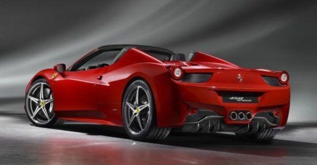 2012 Ferrari 458 Spider V8  第3張相片