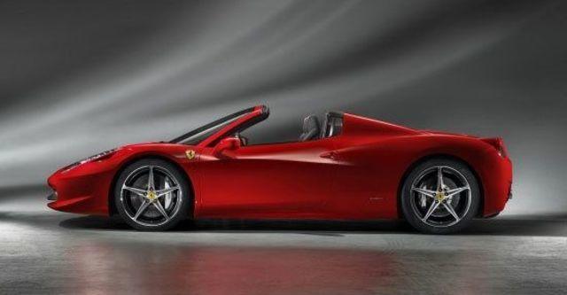 2012 Ferrari 458 Spider V8  第4張相片
