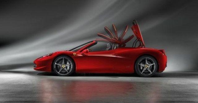 2012 Ferrari 458 Spider V8  第5張相片