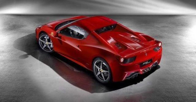 2012 Ferrari 458 Spider V8  第6張相片