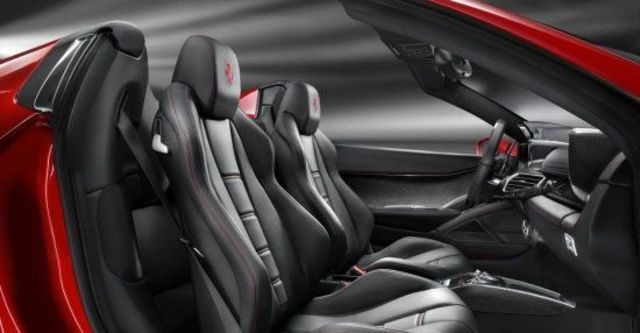 2012 Ferrari 458 Spider V8  第9張相片