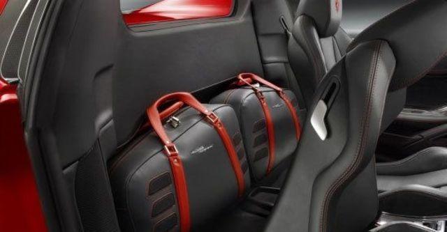 2012 Ferrari 458 Spider V8  第11張相片