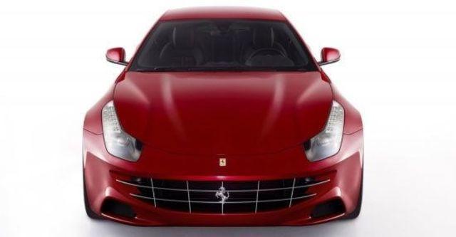 2012 Ferrari FF V12  第6張相片