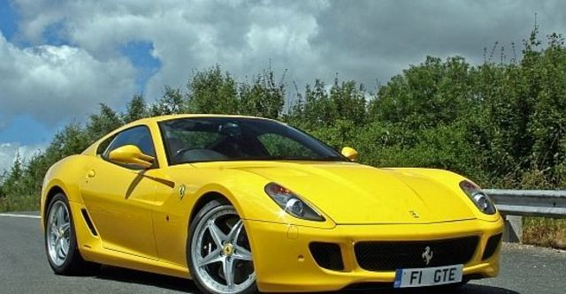 2011 Ferrari 599 GTB Fiorano HGTE  第1張相片