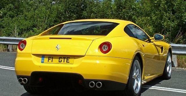 2011 Ferrari 599 GTB Fiorano HGTE  第4張相片