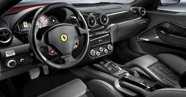 2011 Ferrari 599 GTB Fiorano HGTE  第9張相片