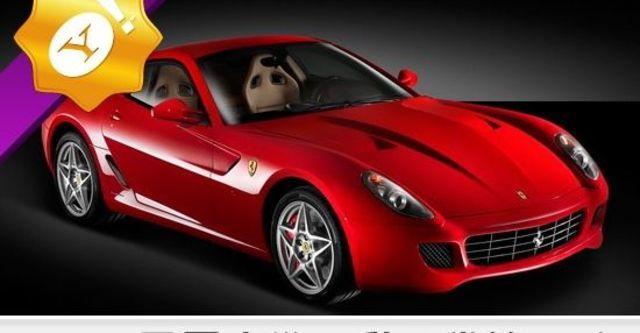 2009 Ferrari 599 GTB Fiorano  第1張相片