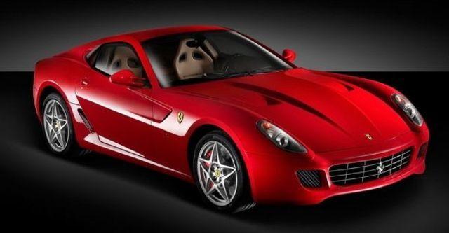 2009 Ferrari 599 GTB Fiorano  第2張相片