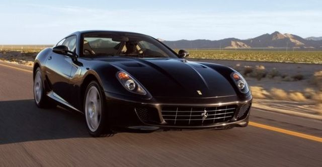 2009 Ferrari 599 GTB Fiorano  第6張相片