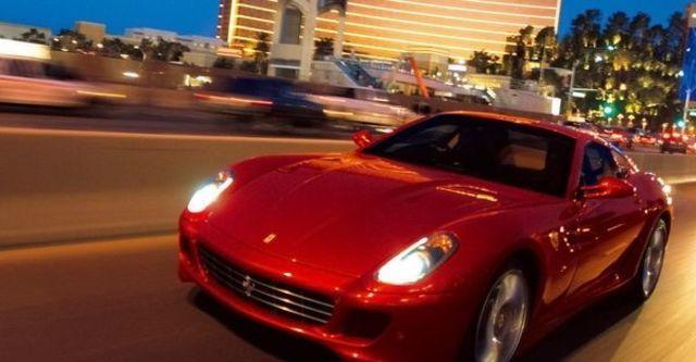 2009 Ferrari 599 GTB Fiorano  第7張相片