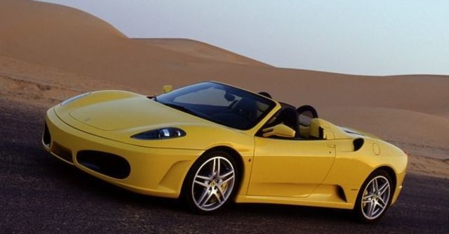 2009 Ferrari F430 Spider  第1張相片