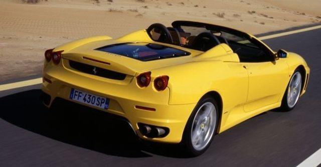 2009 Ferrari F430 Spider  第3張相片