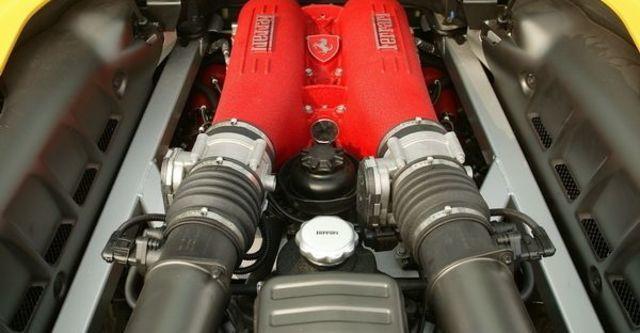 2009 Ferrari F430 Spider  第9張相片