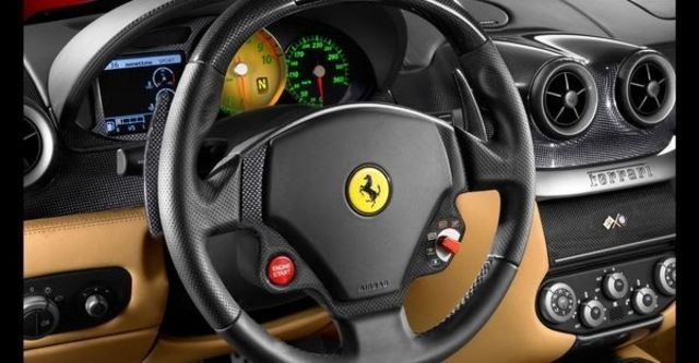 2008 Ferrari 599 GTB Fiorano  第8張相片