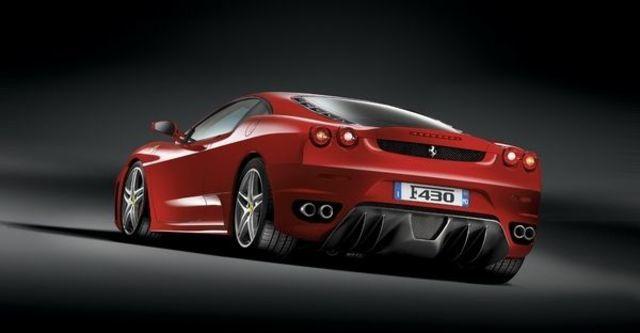 2008 Ferrari F430 Coupe  第3張相片