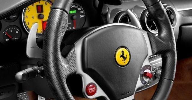 2008 Ferrari F430 Coupe  第8張相片