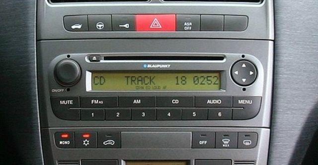 2008 Fiat Grand Punto 1.3d 三門  第7張相片