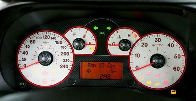 2008 Fiat Grand Punto 1.3d 三門  第8張相片