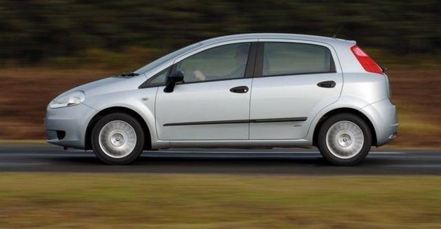 2008 Fiat Grand Punto 1.3d 五門  第1張相片