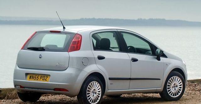 2008 Fiat Grand Punto 1.3d 五門  第3張相片