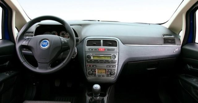 2008 Fiat Grand Punto 1.3d 五門  第5張相片