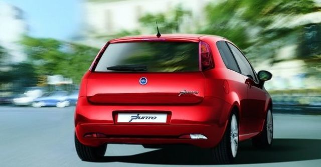 2008 Fiat Grand Punto 1.9d  第3張相片