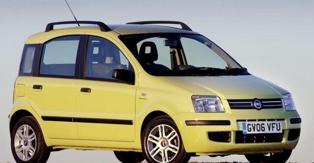 2008 Fiat Panda 1.3  第1張相片