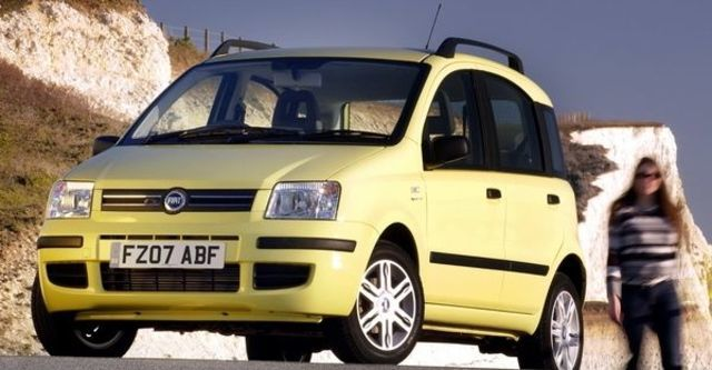 2008 Fiat Panda 1.3  第3張相片