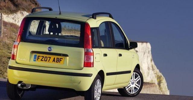 2008 Fiat Panda 1.3  第4張相片