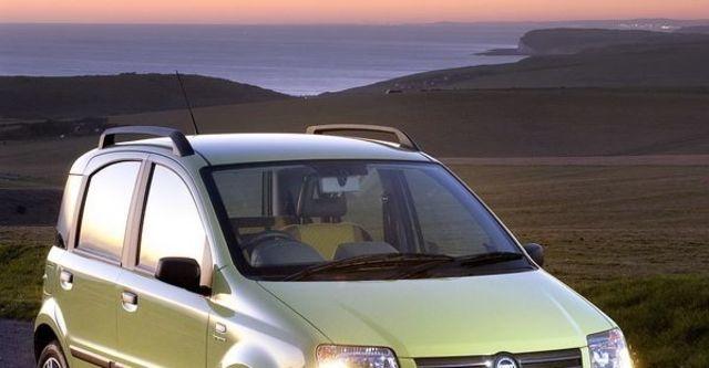 2008 Fiat Panda 1.3  第5張相片