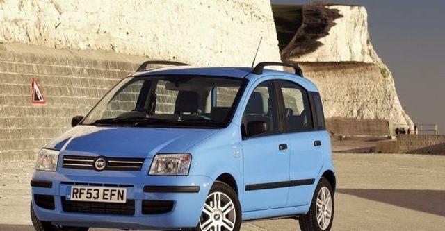 2008 Fiat Panda 1.3  第6張相片
