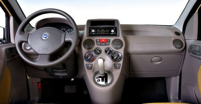 2008 Fiat Panda 1.3  第7張相片
