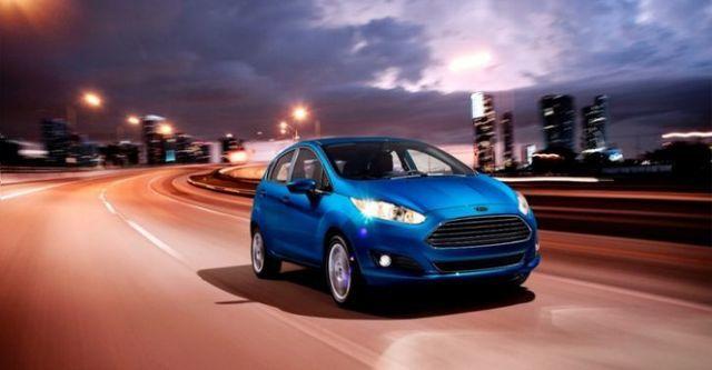 2015 Ford Fiesta 1.5時尚型  第2張相片