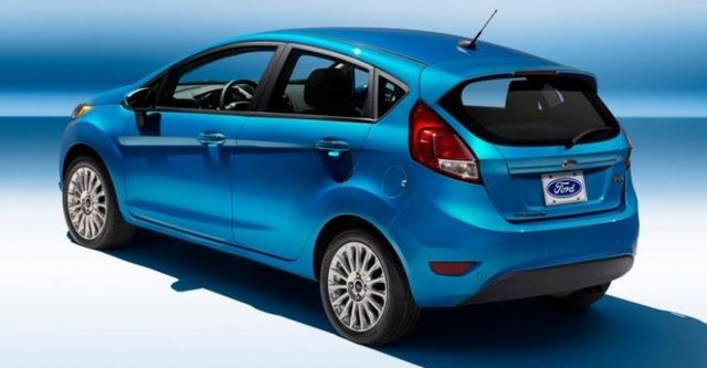 2015 Ford Fiesta 1.5時尚型  第3張相片