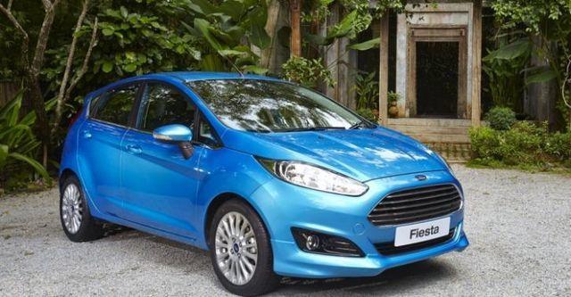 2015 Ford Fiesta 1.5運動型  第1張相片