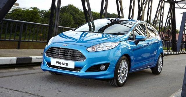 2015 Ford Fiesta 1.5運動型  第2張相片