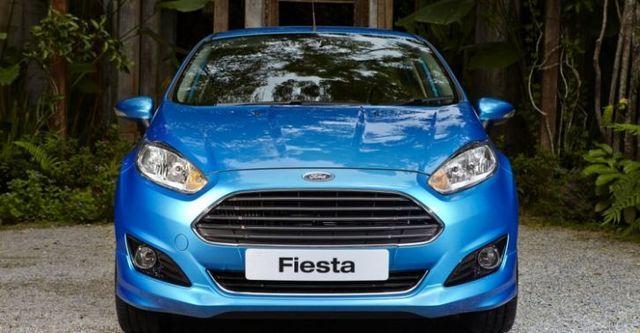 2015 Ford Fiesta 1.5運動型  第3張相片