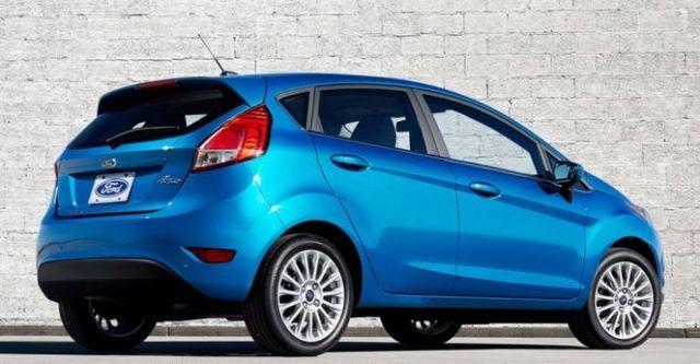 2015 Ford Fiesta 1.5運動型  第5張相片