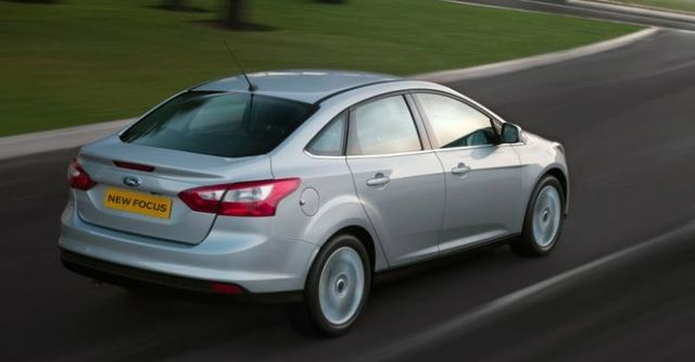 2015 Ford Focus 4D 2.0柴油時尚經典型  第2張相片