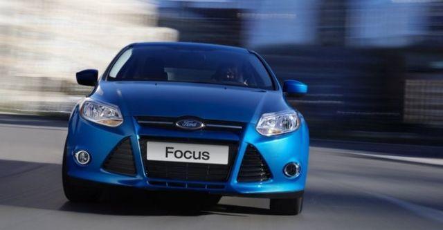 2015 Ford Focus 5D 1.6汽油時尚型  第4張相片