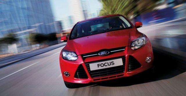 2015 Ford Focus 5D 2.0汽油運動型  第1張相片