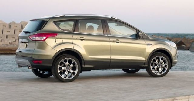 2015 Ford Kuga 1.5時尚經典型  第2張相片