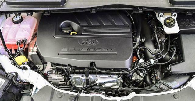 2015 Ford Kuga 1.5時尚經典型  第10張相片